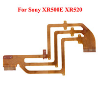 Wholesale Camera LCD Flex Cable For Sony XR500E XR520 New