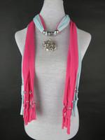Wholesale Luxuriant fashionable pendant lady s scarf PL1259