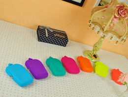 Wholesale New Arrival Multifunctional Bags Silicone Coin Wallet Purse Cosmetic Bag Makeup Bag Or For Iphone