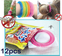 Wholesale Hot Selling Mosquito Insect BUG Super Repellent Bracelet Wrist band