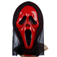 PVC Halloween masks - Christmas halloween mask Devil mask party gifts holiday gift Masquerade costume ball