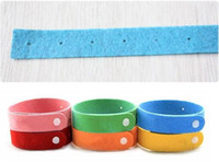 Wholesale Hot Sellling Non Toxic Anti Bug Mosquito Pest Repellent Repel Bracelet Wrist Band