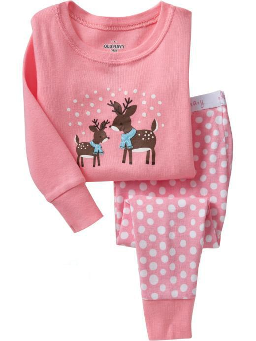 2012 Christmas Pajamas Baby Clothes Set Girl Hoodies And