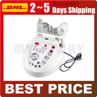 Wholesale 5 in Multifunctional Diamond Dermabrasion Facial Skin Rejuvenation Device Beauty Equipment