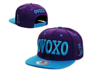 Wholesale OVOXO Snapbacks Hats Snapback hat Cool cap Adjustable tisa MMG ONLY Baseball ROCK Hip hop hat