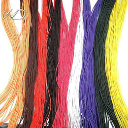 Free Shipping 20M lot Stretch Elastic Beading Cord Components For DIY Craft Jewelry Gift 1mm WC16*