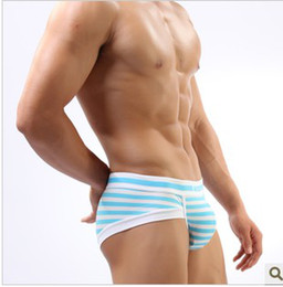 Wholesale Men s High quality Underwear Cotton Boxers Briefs Size M L XL