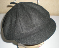 Wholesale Mens Wool Visors Newsboy Caps Beret Hat
