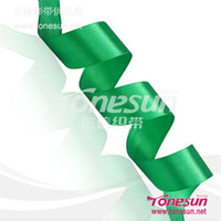 Wholesale polyester quot satin ribbon yards colors stock size could choose