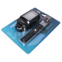 Wholesale Bright DV35 Camera DV Video LED Flashes for Canon Nikon Pentax Olympus
