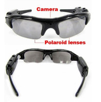 Wholesale Sunglasses camera x480 DV DVR Camera Cam Sunglasses DV Video Sun glasses FPS fr