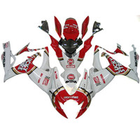 Wholesale Cusom body for Suzuki GSXR Fairing kit GSX R600 R750 Lucky Strike Fairings