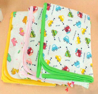 Wholesale Children Blankets Kids Cotton Blankets Nursery Bedding Baby Blanket Toddler Quilts