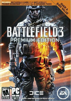 Wholesale original PC game BATTLEFIELD PREMIUM EDITION original BF3 game premuim DLC europe edition