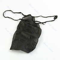 Wholesale 60 Saloon Spa Travel Disposable Panties Underwear T back G string Hot sell