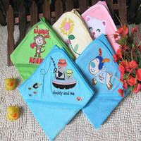 L535 Jacquard Blending Cartoon Children Blankets Kids 100%Cotton Blankets Baby Infant Nursery Bedding Kids Quilts Toddler