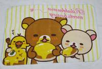 L537 Jacquard Cotton Wholesale Cartoon Children Blankets Kids Cotton Blankets Baby Infant Nursery Bedding Kids Quilts