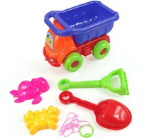 Wholesale Children Beach Toys Kids Toys Toddlers Outdoor Play Playsets Beach Games For Kids Sand Toy