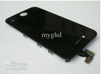 Wholesale HOT RESALE For iphone4 s Gen full complete LCD with digitizer panel screen g