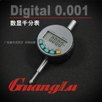 Wholesale Instruction sheet digital micrometer dial gauge mm mm mm