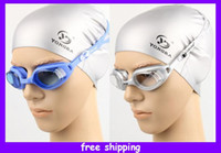 Wholesale Popular Advanced silicone plain water Anti fog swim goggles swimming glasses waterproof Hot Sellings
