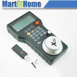 Wholesale New Wireless Manual Pulse Generator MPG USB NCStudio for CNC Milling Machine SM429