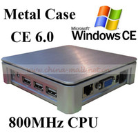 Wholesale Thin Client XP win ce Thin PC Share Mini PC Cloud Terminal MHz CPU M