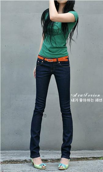 2017 The 2012 Summer Thin Women Jeans From Yangguoqiang, $23.12 ...