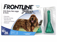 frontline plus - 2015 the newest packaging Frontline Plus L Dogs kg Dog Flea and Tick Remedi box