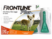 Wholesale 2015 the newest packaging Frontline Plus L Dogs kg Dog Flea and Tick Remedi box