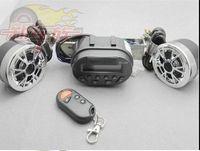 Wholesale New motorcycle audio system FM radio MP3 stereo speakers waterproof
