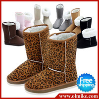 Wholesale New arrival fashion winter boots warm flat heels solid snow boots women s boots colors d