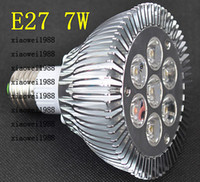On sale 20pcs lot Par30 Led Light E27 Par30 7W 7- LEDS Spotli...