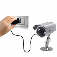 Wholesale Video output DVR Security Camera with IR LED Night Vision Motion Detection Function DC