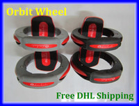 Wholesale Magic orbit wheel New Skateboard wheels pairs original box packing Free DHL Shipping