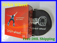 Wholesale DHL Shipping Sport Magic Skate Board Orbit Wheel come with color box pairs