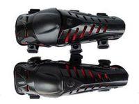 Wholesale 20set motorcycle thermal knee protectors Black amp RED motorcycle keen protector accessories