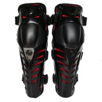 Wholesale motorcycle thermal knee protectors elbow guard Black amp RED Protector accessories