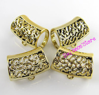 Wholesale HOT bright gold color plastic Clasp Charms Fashion Finding Jewelry Scarf Jewelry Accessories AK