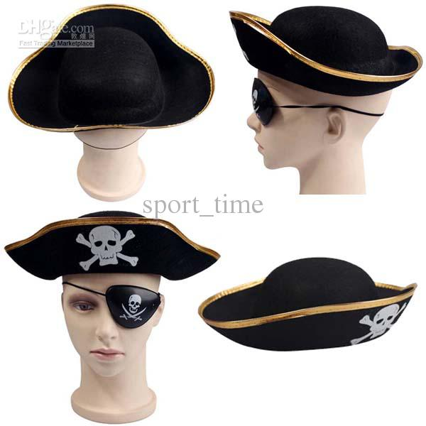 Pirate eye patches cheap flights