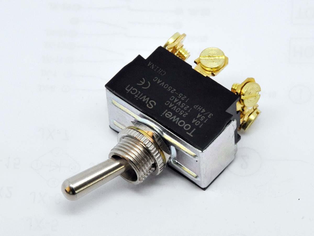 u haul self storage  waterproof toggle switch