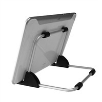 Wholesale hot Universal Aluminum Tablet PC Stand Holder For Android Tablet PC For Ipad Ipad2 Ipad3