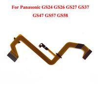 Wholesale Camera LCD Flex Cable for Panasonic GS24 GS26 GS27 GS37 GS47 GS57 GS58 Yellow D00125