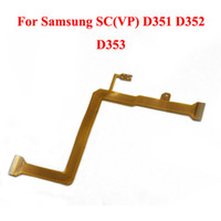 Wholesale Digital Camera Flex Cable For Samsung SC VP D351 D352 D353 New D00083