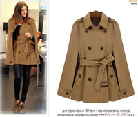 2014 Winter Coats Fashion Korean style WJ09862 Double button...