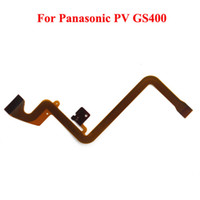 Wholesale New Flexible LCD Cable For Panasonic PV GS400 Yellow D00123