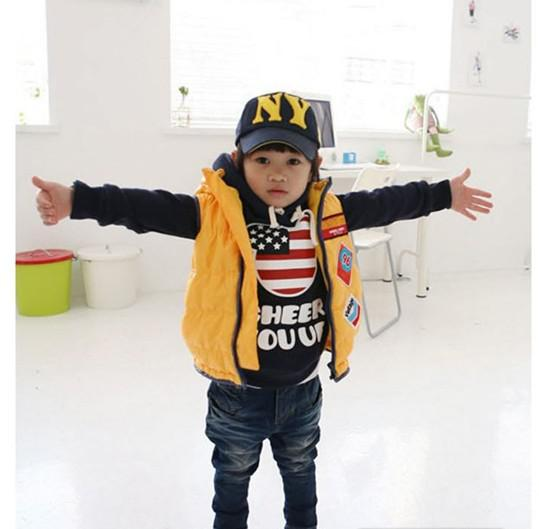 2017 2012 Children's Clothing Boys Girl Kids Clothes Black Hoodies ...