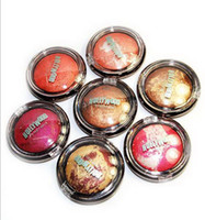 Wholesale New Fashion Italy Style Baking Powder Blush New Batch Makeup The Baked Powder Blush