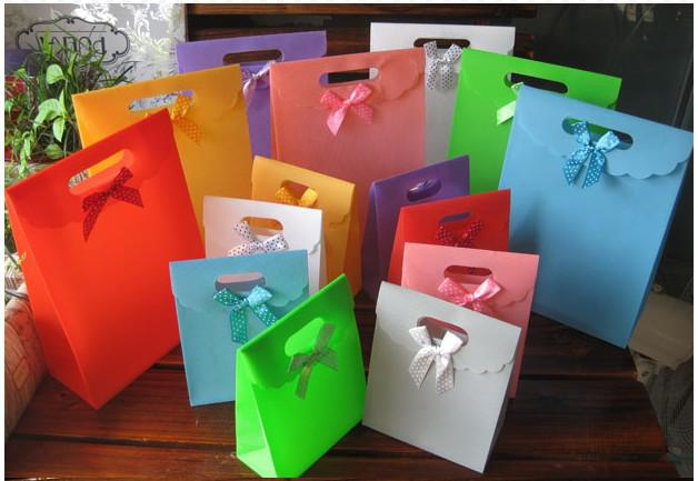 ... Paper Wedding Party/Xmas Gift Bags Gift Package Christmas Gift Bags PP