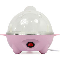Wholesale Electric Egg Cooker Boiler Mini Bread dumplings Steamer color for choice